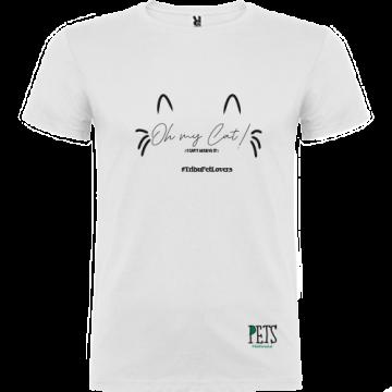 Camiseta Oh My Cat